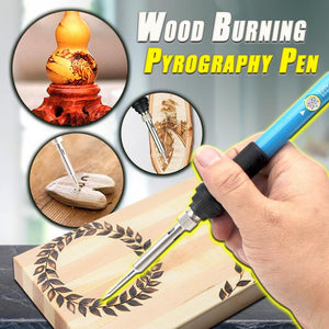 Wood Burning Pyrography Pen