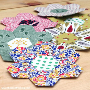 Patchwork & Quilting Paper Piecing