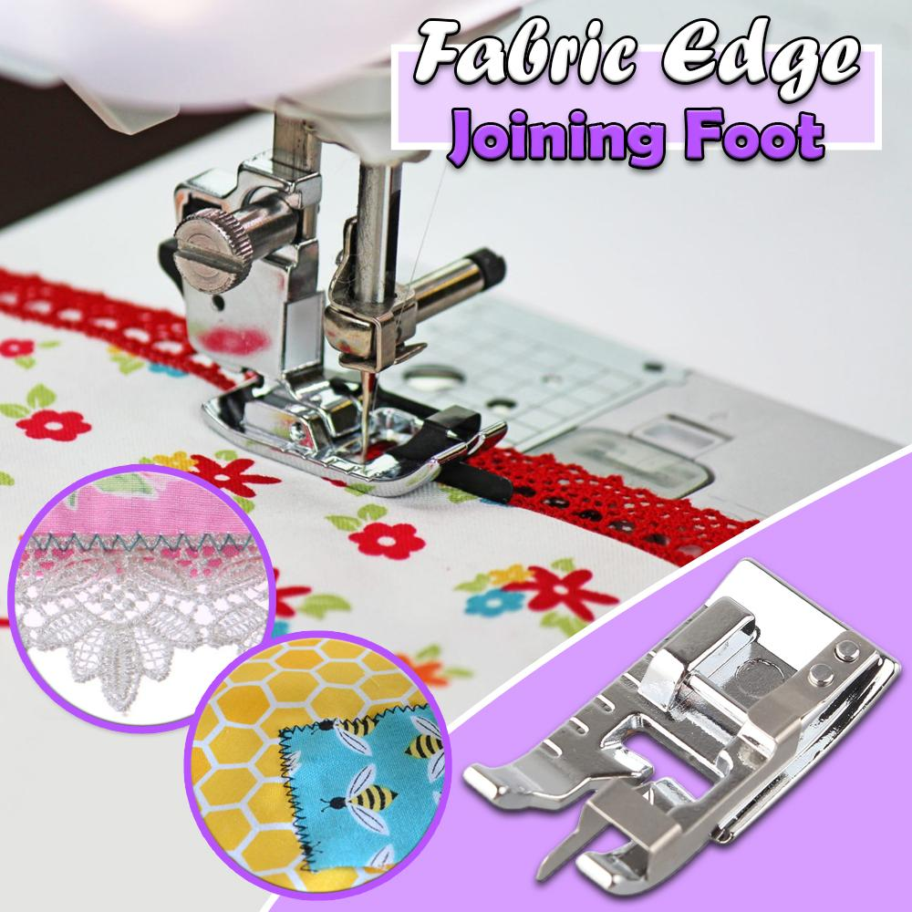 Fabric Edge Joining Foot