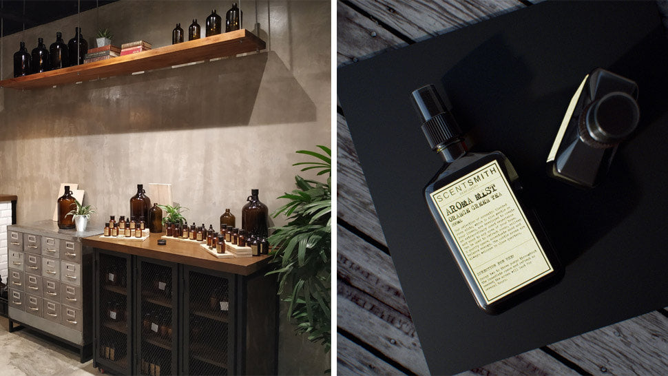 Find The Perfect Scent For You and Your Home at This IG-Worthy Store.