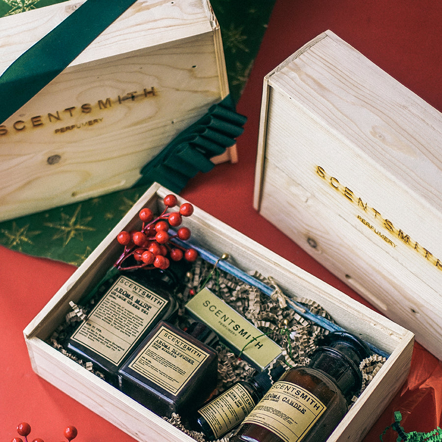 Scentsmith Wooden Box