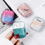Marble Pattern Cases For Apple AirPods 1, 2 & Pro - What Teens Need