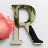 Acrylic Mirror 3D DIY Letter Wall Stickers - What Teens Need