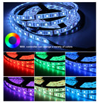 RGB & RGBW LED Light Strips — 60 Per Meter - What Teens Need