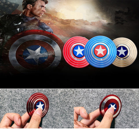 Super Hero Gyro Fidget Spinner - What Teens Need
