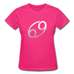 Cancer Zodiac Sign (Gradient Version) — Gildan Ultra Cotton Ladies T-Shirt - What Teens Need