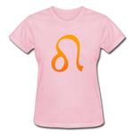 Leo Zodiac Sign (Gradient Version) — Gildan Ultra Cotton Ladies T-Shirt - What Teens Need