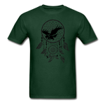 Attacking Eagle Dream Catcher — Gildan Ultra Cotton Mens T-Shirt - What Teens Need