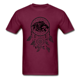 Roaring Lion Dream Catcher — Gildan Ultra Cotton Adult T-Shirt - What Teens Need