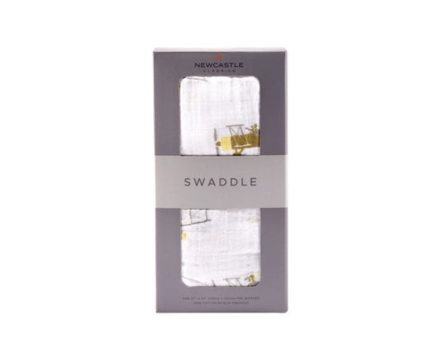 Newcastle Classics - Infant Swaddle Blankets - Many varieties