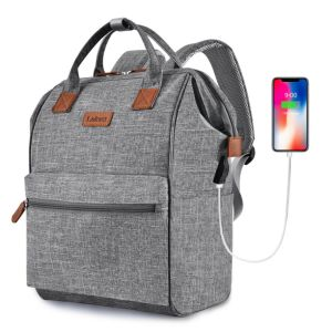 Fashion Laptop Backpack Travel Bags for Work/Business with USB-Charging Multi-function LOKASS®