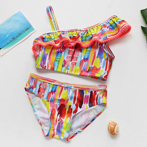 Children's Swimwear - Two Piece - Multiple Colors and Styles to Choose from!
