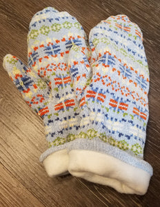 Mittens Sweater Style