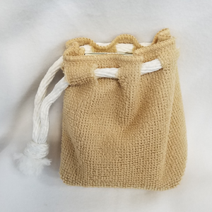 Bag o' soap on a rope