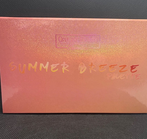 SUMMER BREEZE EYESHADOW PALETTE