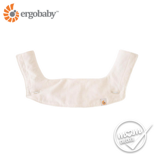 Ergobaby 360 Teething Pad & Bib - Natural