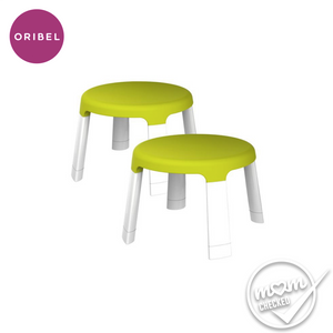 ORIBEL - Grow with me (Activity Center + Stools) International