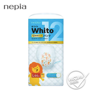 Nepia Whito Pants - 12 Hours (Size M, L, XL)