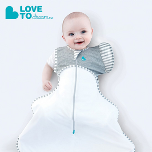 Love To Dream Swaddle Up Transition Bag Hip Harness Swaddle MED