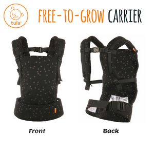 Baby Tula Free-to-Grow Carrier