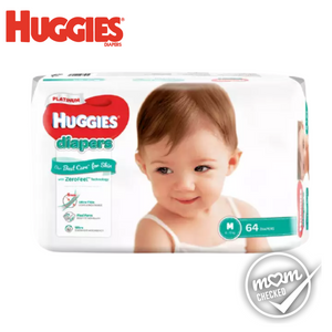 Huggies Platinum Diapers (Tape)