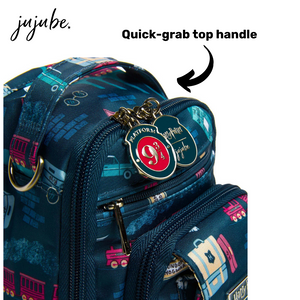 Ju.Ju.Be Mini Be Right Back Backpack - Harry Potter Platform 9 3/4