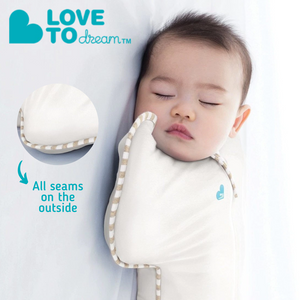 Love To Dream Swaddle Up ORGANIC CREAM N