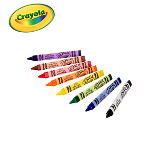 Crayola My First Washable Tripod Grip Crayons