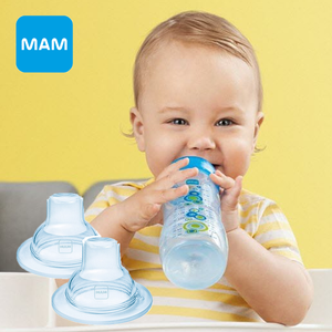 MAM Extra Soft Bottle Spout (Pack of 2)