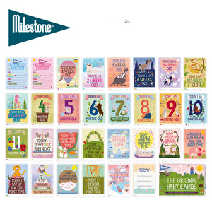 Milestone The Original Baby Cards
