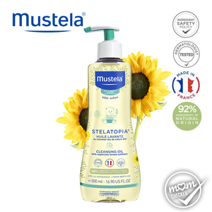 Mustela Stelatopia Cleansing Oil