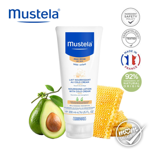 Mustela Nourishing Lotion With Cold Cream (Body)