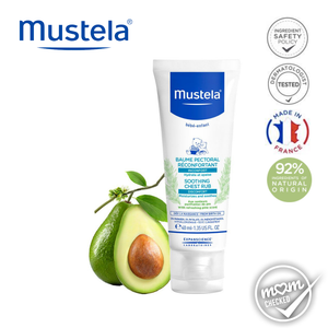 Mustela Soothing Chest Rub - 40ml
