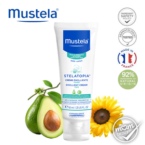 Mustela Stelatopia Face Cream