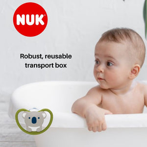 NUK Space Silicone Soother