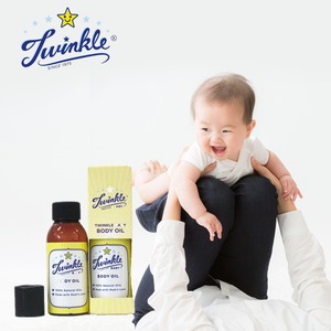 Twinkle Baby Body Oil Natural