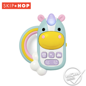 Skip Hop Zoo Unicorn Phone