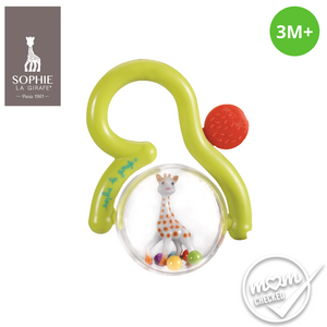 Sophie La Girafe Fraisy Teething Rattle