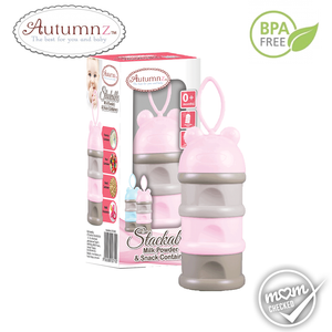 Autumnz Stackable Milk Powder & Snack Container