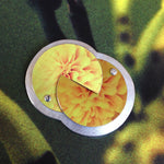 Load image into Gallery viewer, Amelia Marks — Yellow Duo Brooch
