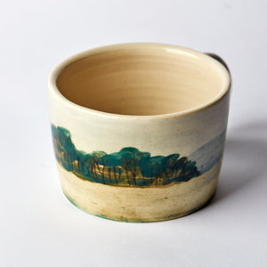 Mountain Clay — Mug and Platter