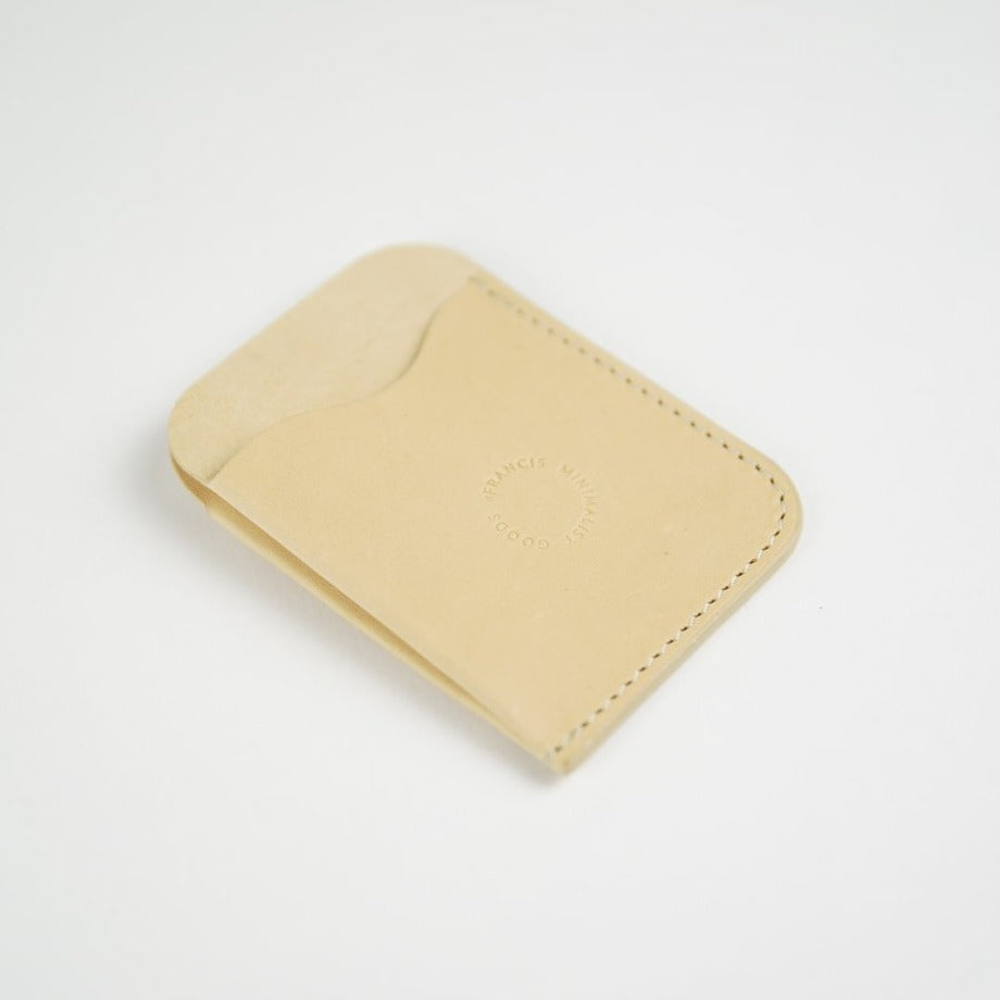 IEFrancis — Duo Card Wallet in Kangaroo Leather