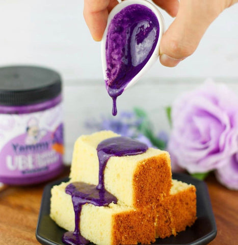 Ube butter from Yammy's(Huyen Do)