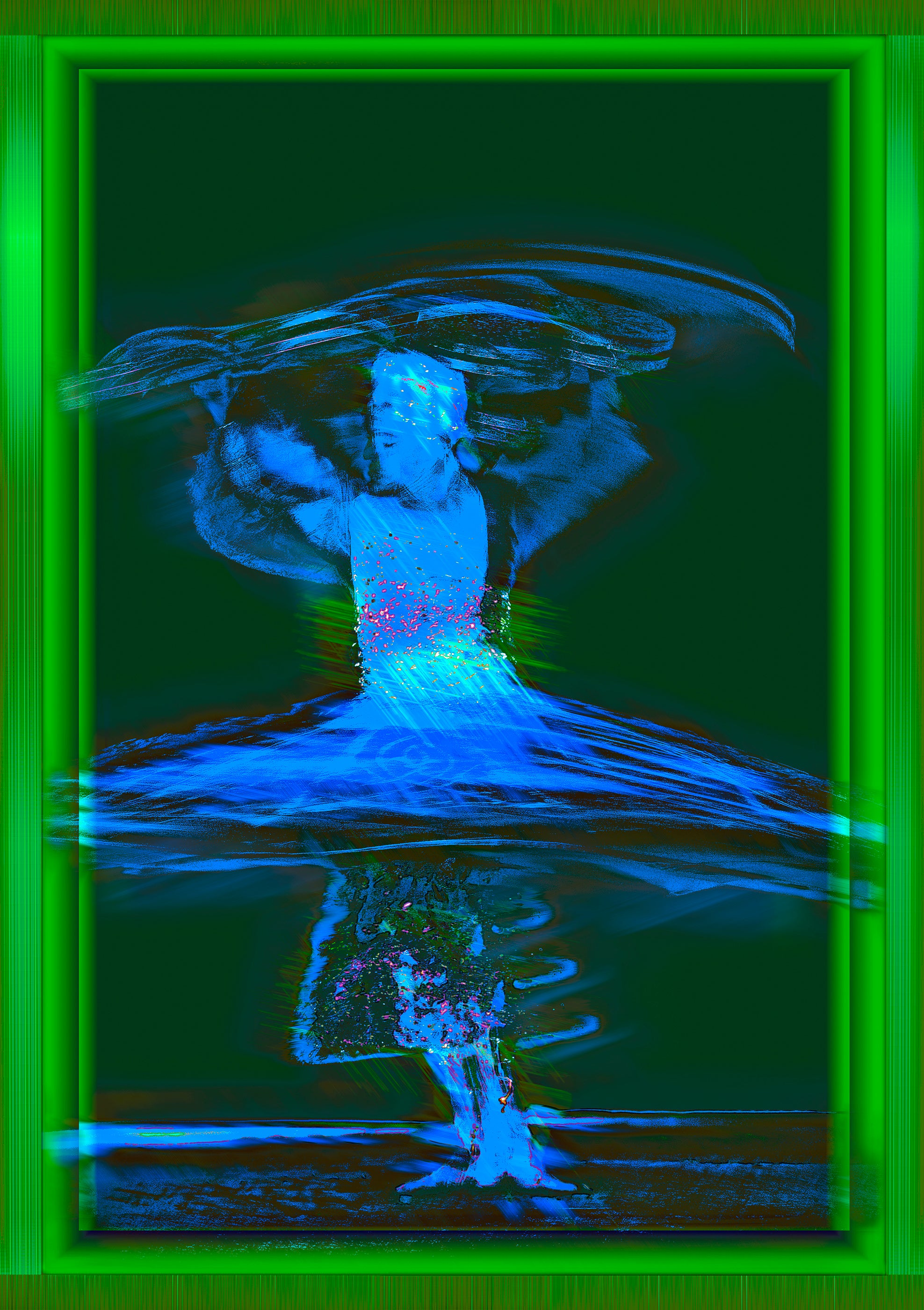 """Whirling Dervish"" Opium"