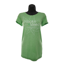 Load image into Gallery viewer, T-Shirt - Smoke Weed Everyday - Scoop