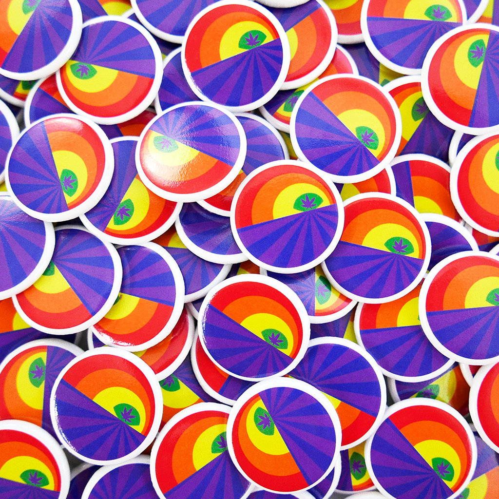 Button - Cautivar Pride