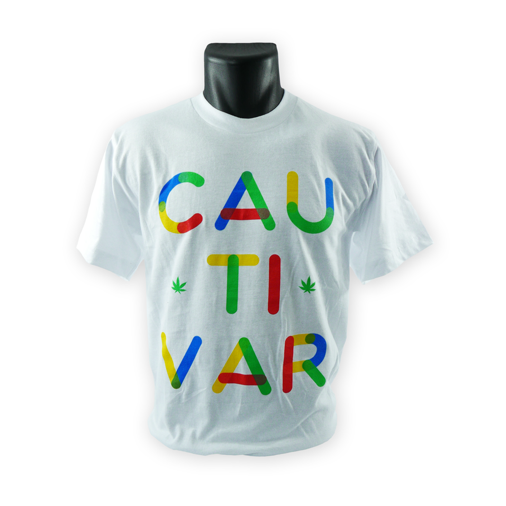 T-Shirt - Cau•ti•var Colors
