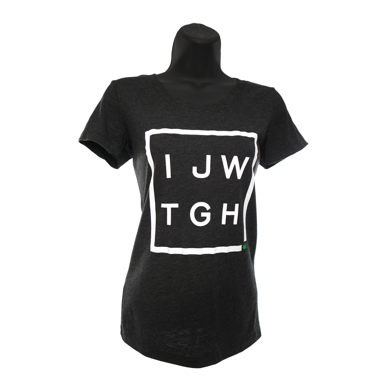 T-Shirt - I Just Want To Get High - Scoop