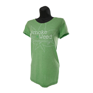 T-Shirt - Smoke Weed Everyday - Scoop