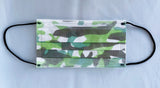 YoHm- ASTM LEVEL 2 Camouflage Print Disposable Mask (Pack of 5)